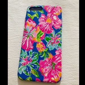 Lilly Pulitzer iPhone 8Plus phone case